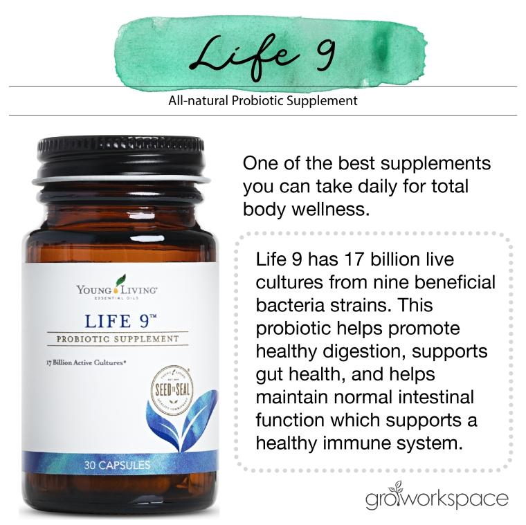 Life 9 individual